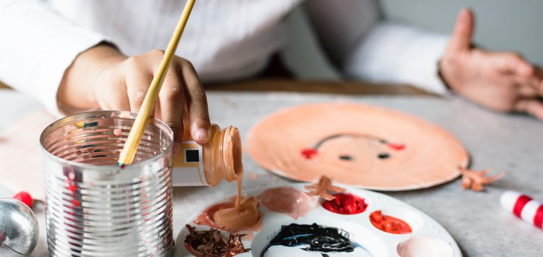 kreatives Eltern-Kind Programm