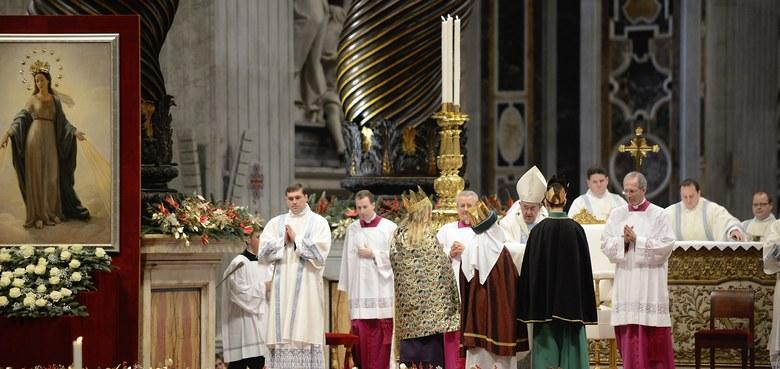 Vorarlberger Sternsinger beim Papst