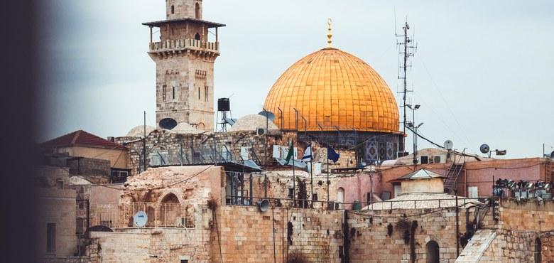 Infotreffen Israel Reise