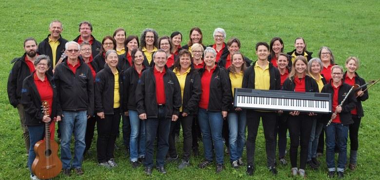 Jubiläumskonzert Chor JOY