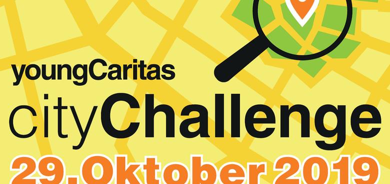 youngCaritas cityChallenge - Einblick in die soziale Arbeitswelt