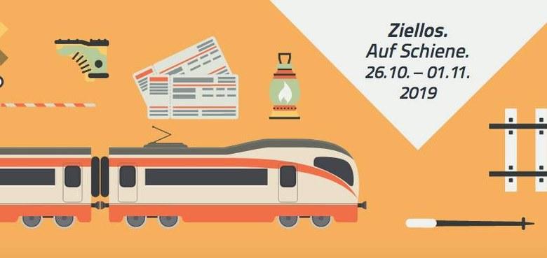 Ziellos. Auf Schiene. Interrail Edition