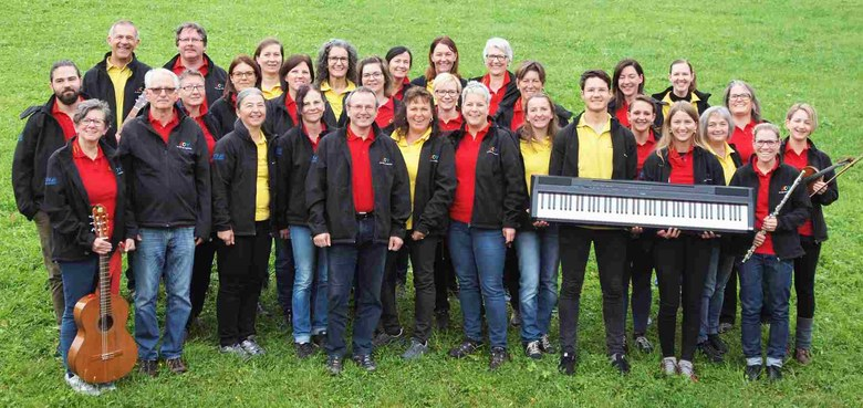 Chor JOY aus Hohenems sucht Unterstützung