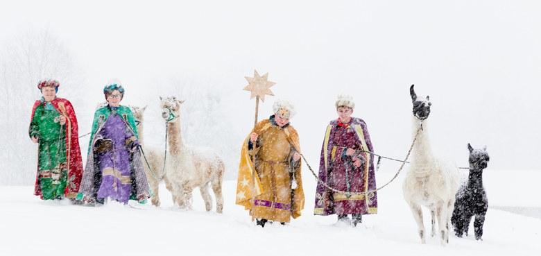 Die Gewinner/innen des Sternsinger Foto-Contests stehen fest!