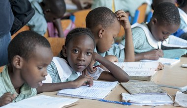 Teaserbild für den Artikel Schule statt Kinderarbeit