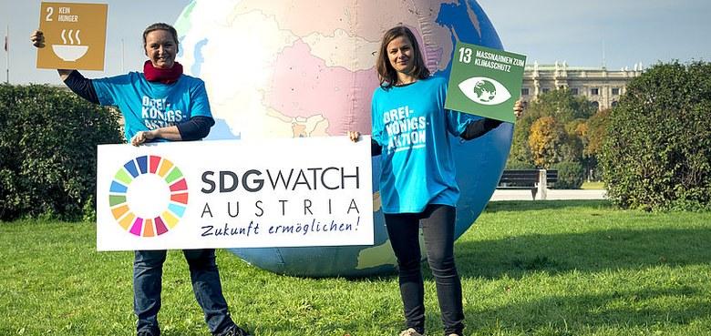 SDG-Botschafter/innen