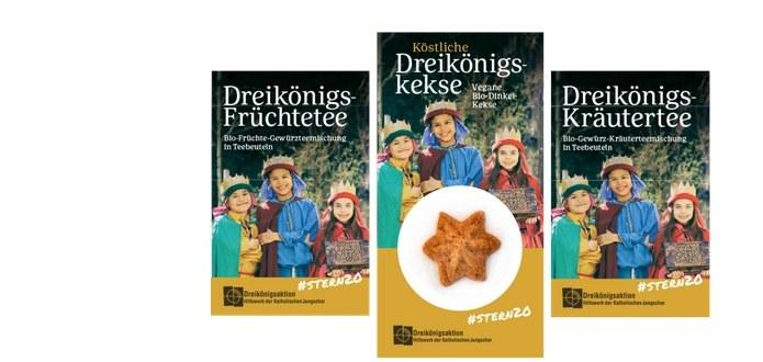 Tee und Kekse kaufen & Teepflücker-Familien unterstützen