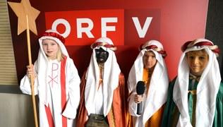 Vorschaubild Sternsinger ORF 2015