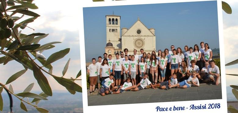 Assisi-Fest der Rankler Ministranten