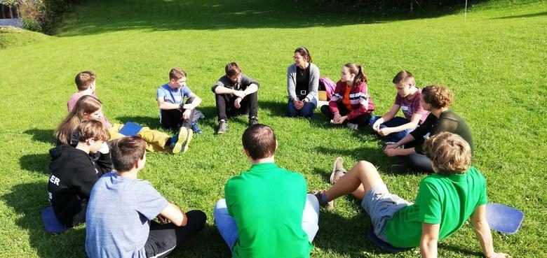 Mit neuem Schwung durchstarten Gruppenleiterschulung