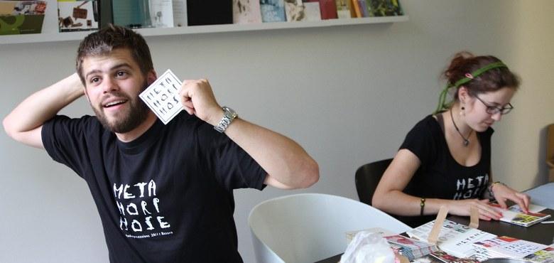 Idee und T-Shirt