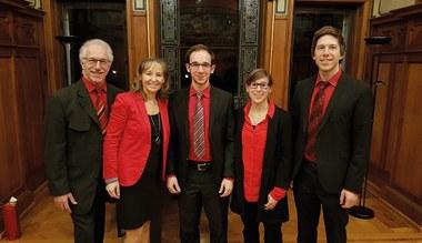 Tesaserbild für den Artikel Konzert der Breuss Familie