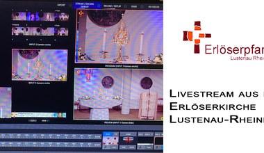Tesaserbild für den Artikel Livestream im Internet