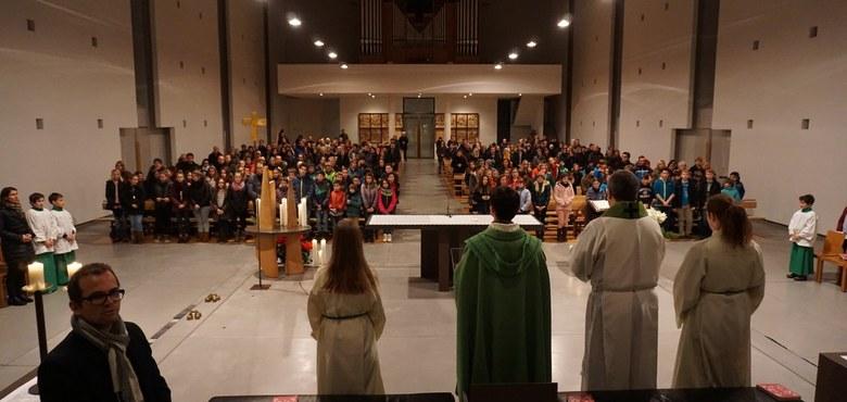 go(o)d time für alle drei Pfarreien