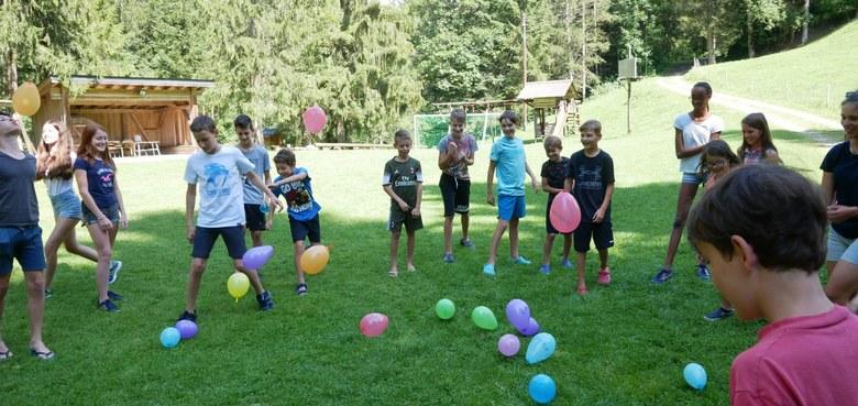Sommerlager 2018