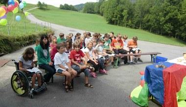 Teaserbild für den Artikel Sommerlager in Krumbach