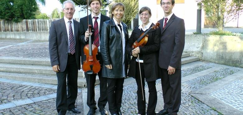 Konzert - die Breuss Familie