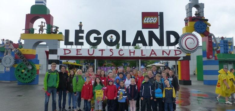 Ministrantenausflug 2016 - Legoland Deutschland