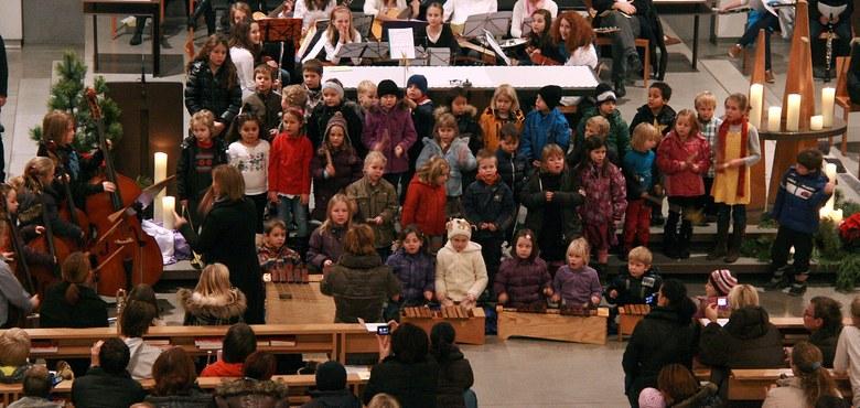 Benefizkonzert d. Rheintalischen Musikschule