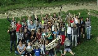 Jugendmusik des MVL