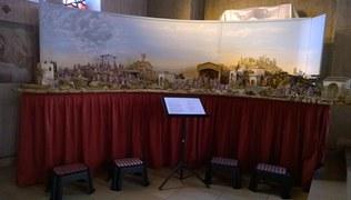 Vorschaubild Fastenkrippe in der Erlöserkirche