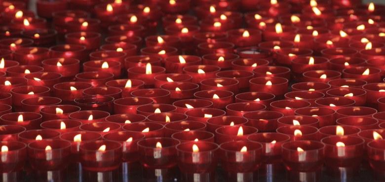 Gedenken an unsere Verstorbenen