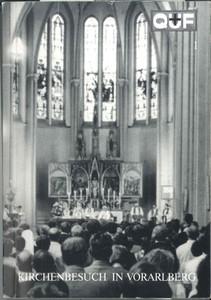 Quellen und Untersuchungen 1 (Kirchenbesuch 1984)