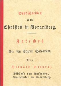 Quellen und Untersuchungen 2 (Galura)