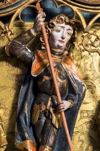 Flügelaltar Silbertal (1478)