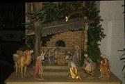 Weihnachtskrippe in Bregenz-St. Kolumban