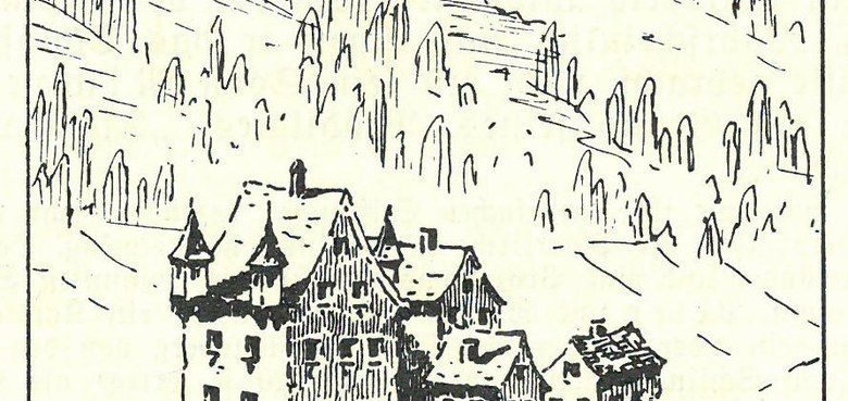 Die Schlosskapelle Rönsberg