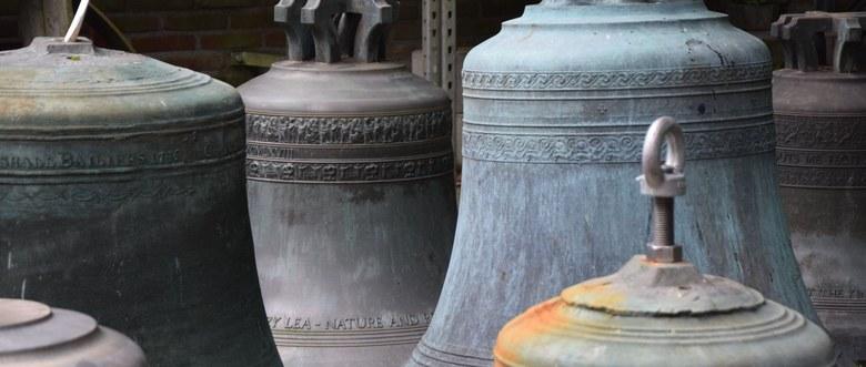 """Teaserbild für den Artikel """"Ich bin der Glocken Königin..."""""""