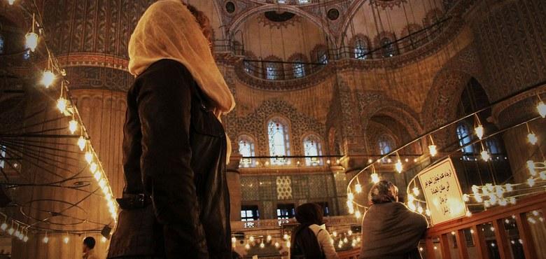 Kirche und Moschee – zwei fremde Räume?
