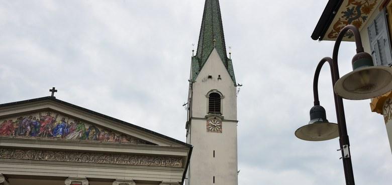 Kirchenraumführung Bezirk Dornbirn