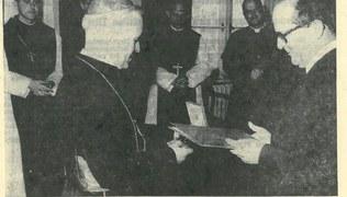 Vorschaubild Ehrenzeichenverleihung an Nuntius Rossi
