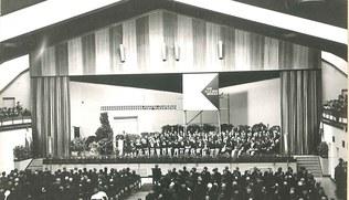 Vorschaubild Festakademie in der Feldkircher Stadthalle