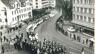 Vorschaubild Prozession zum Festgottesdienst im Dom