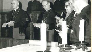 Vorschaubild Kirchenrechtliche Errichtung der Diözese Feldkirch