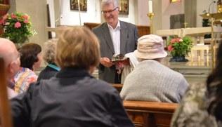 Vorschaubild Spezial-Kirchenführung für Blinde und Sehbehinderte