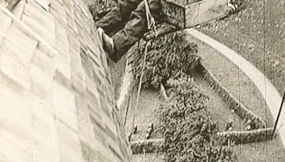 Vorschaubild Turmeindeckung Bürserberg 1956