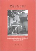Publikationen (Kapuzinerkloster)