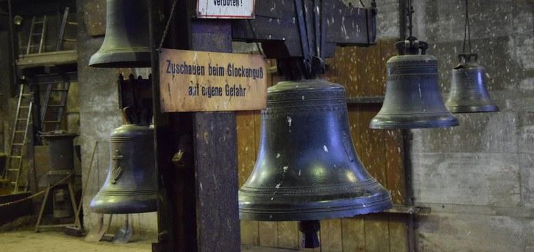Geschichte des Glockengusses und Glockeninventars
