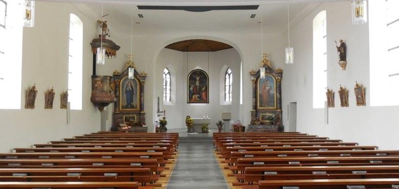 Pfarrkirche zum Hl. Leonhard in Riefensberg