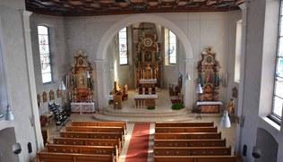 Vorschaubild Pfarrkirche Bildstein