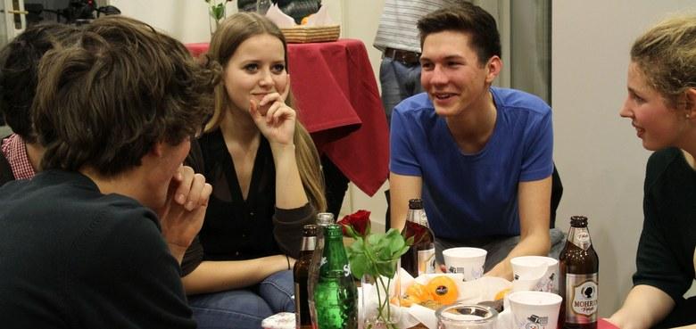 Die Geschichte der Hot-Spot-Talks in Vorarlberg