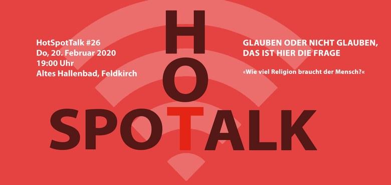 Hot-Spot-Talk #26