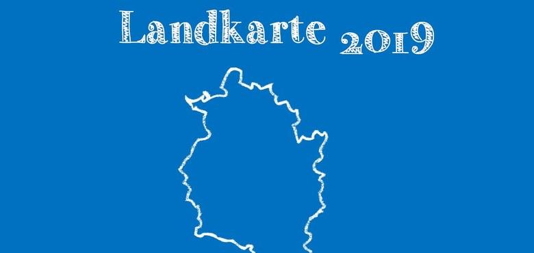 Spirituelle Jugend-Landkarte 2019