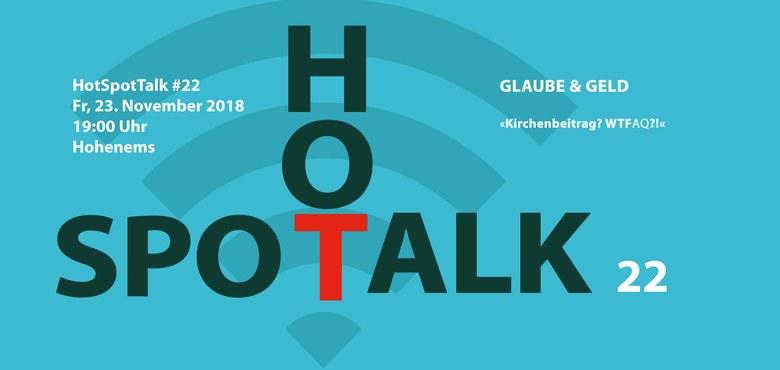 Hot-Spot-Talk #22