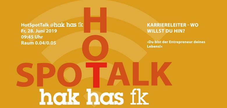 Hot-Spot-Talk @hakhas feldkirch