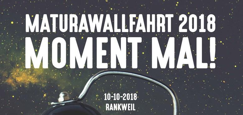 Maturawallfahrt 2018